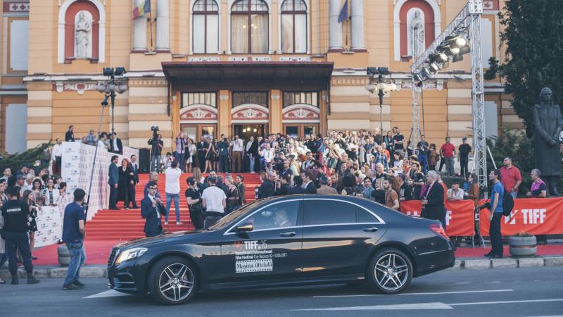 Mercedes-Benz și TIFF – de 12 ani, co-autorii unei povești de succes în cultura cinematografică