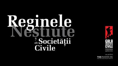 Cele mai valoroase inițiative sociale înscrise în competiția Gala Societății Civile vor fi premiate pe data de 11 iunie a.c., la Ateneul Român