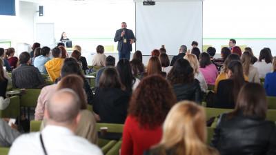 Emoție, prezentări cu substanță și pasiune pentru comunicare, la Conferința PRbeta 2018