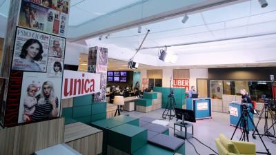 Ringier România investește în conținut video: propriul studio și emisiuni urmărite de milioane de români