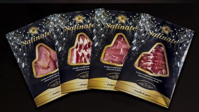 Salinate - Branding