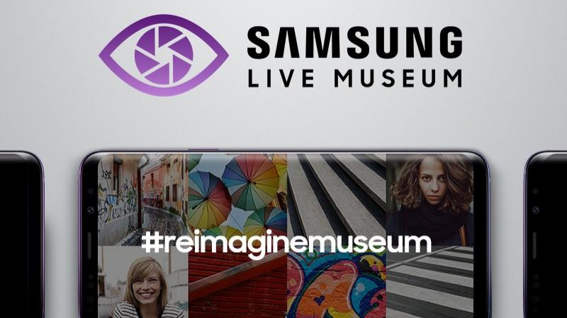 Samsung aduce arta instantă la Noaptea Muzeelor