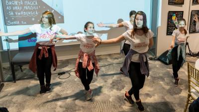 Gala Mână cu Mână a strâns peste 5.000 de euro în beneficiul copiilor din centre de plasament