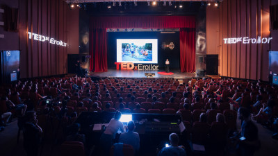TEDxEroilor 2018 - Mind The Gap