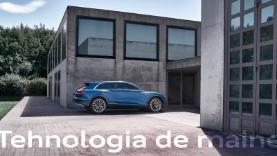 Experimentează viitorul mobilității cu Audi și INTERACTIONS
