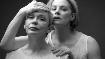 Oana Pellea și Maia Morgenstern în spotul TIFF 2018
