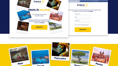 Travis Tourism - Profil in Vacanta