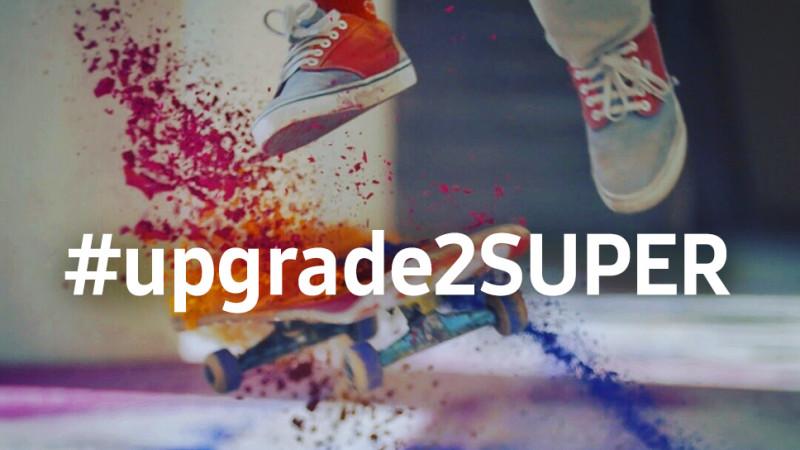 #upgrade2SUPER, cea mai nouă campanie locală Samsung, filmată exclusiv cu noul Samsung Galaxy S9+