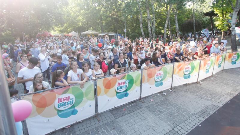50.000 de părinţi şi copii au sărbătorit 1 Iunie cu Itsy Bitsy FM