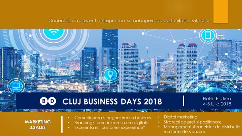 Business Days aduce la Cluj, în premieră, evenimentele 1NSPIRING și Muzeul Antreprenoriatului pentru comunitatea locală de business