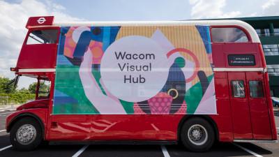 Wacom Visual Hub a scos agențiile din agenții și creativitatea din creativi