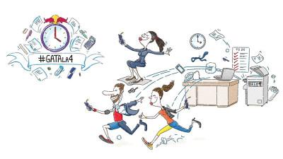 Cea mai lungă zi din an, cel mai scurt program de muncă. Pe 21 iunie, hai să fii #GataLa4!
