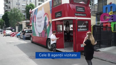 MGT Educational - Wacom Visual Hub (London Bus)