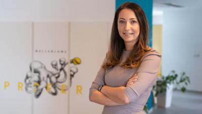 Mutare în echipa de top management la Lowe Group. Andreea Dinescu devine Managing Director al agenției Profero
