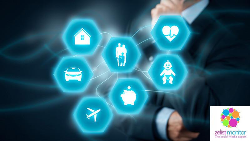 Cele mai vizibile branduri de asigurari in online si pe Facebook in luna mai 2018