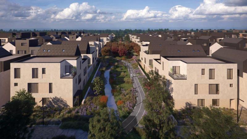 Avalon Estate - un concept rezidențial unic, care oferă o varietate de tipuri de locuințe de calitate, situate în zona de nord a Bucureștiului