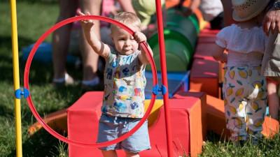 Parenting ADS transforma pajistea de la Roaba de Cultura in cel mai mare loc de joaca in aer liber