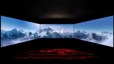 Cineworld deschide 100 de săli ScreenX în SUA şi Europa, marcând o expansiune semnificativă a celui mai captivant format de cinema
