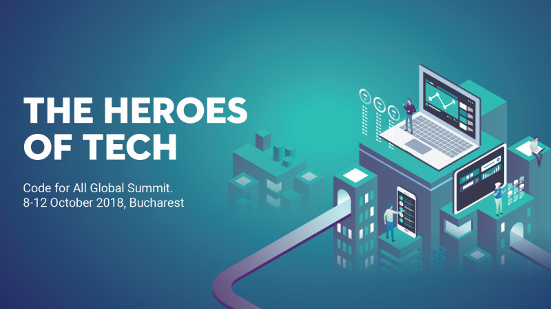 summitul global code for all the heroes of tech cel mai important