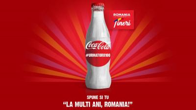 Coca-Cola îi invită pe tinerii talentați să reimagineze România următorilor 100 de ani