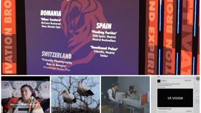 Ziua #3 la Cannes. Bronze pentru McCann si Beau Monde. 4 noi shortlisturi la Sustainable & Development Goals pentru agentiile romanesti