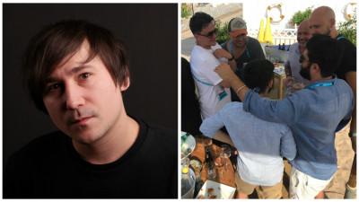 [Cannes Report '18] Prima zi: David Droga cel uman si cateva petreceri