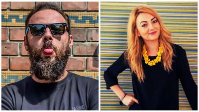 """Nomazii digitali fac sincron la NO.MAD Talks. Claudiu Jojatu și Iunieta Sandu: """"Din experiență proprie, freelancerii au adesea tendința să se izoleze"""""""