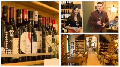 """[Gustul pasiunii] Popas în Timișoara, la Vinto Gastro Wine Bar. Mihai Lambrino: """"Întotdeauna ne-am imaginat localul precum un mare, încăpător şi primitor living room"""""""