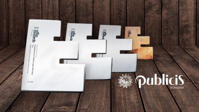 4 trofee pentru Publicis la EFFIE Awards 2018