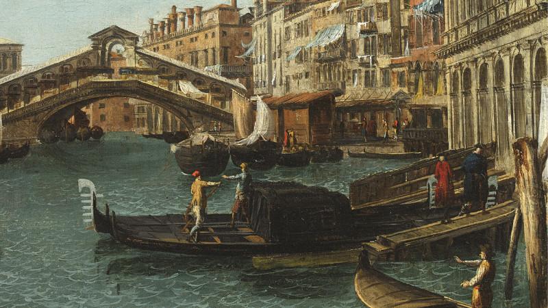 Intesa Sanpaolo aduce Expoziția Vedute Venețiene la Muzeul Național de Artă al României