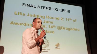 Au fost desemnați finaliștii competiției Romanian Effie Awards 2018