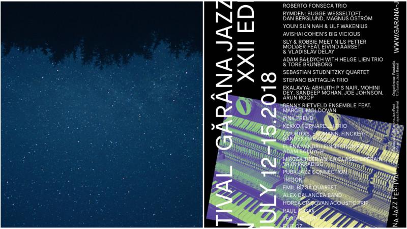 Gărâna Jazz Festival ediția XXII – 4 zile, 3 scene, 25 de concerte
