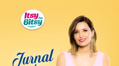 Ela Crăciun, în grila de vară a Itsy Bitsy FM