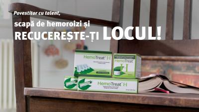 HemoTreat H - extensie de gamă, promovată creativ de DDB România