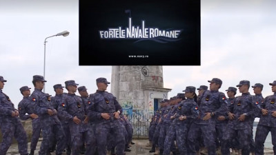 Un video de promovare a Fortelor Navale Romane. Pur si simplu WOW