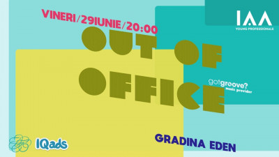 Setează-ți Out Off Office și mergi la party IAA YP Summer Jam