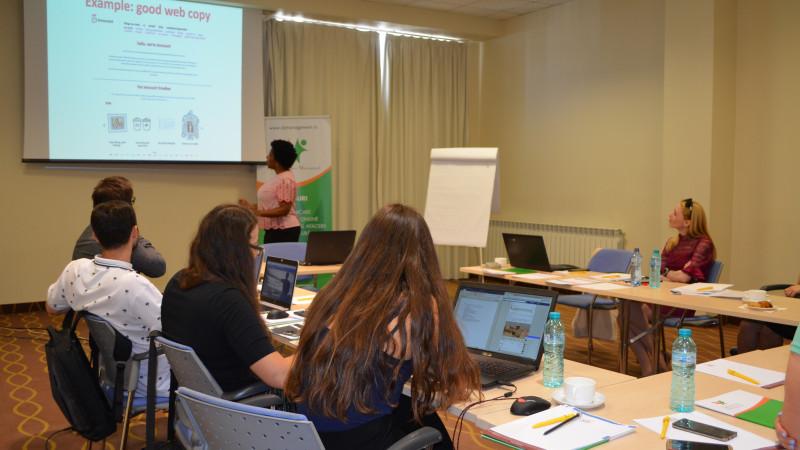 4 zile de comunicare strategică organizate de International School of Communication la București