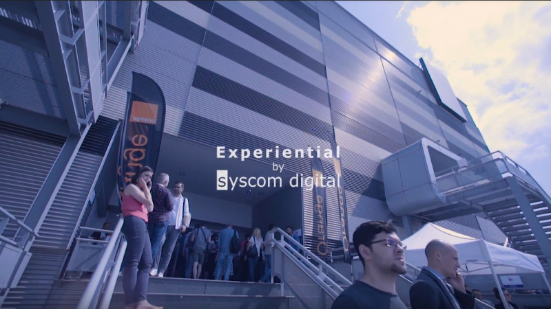 Syscom Digital adaugă un nivel în marketingul experiențial la ICEE.fest 2018