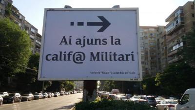 """Ai ajuns la Calif@, ca Tacalif s-a dat deja. Episodul 2 din """"Povestea outdoorului din Militari"""""""