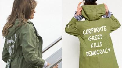 Ce a vrut să spună haina aceea?