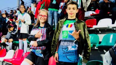 """211 țări și regiuni au participat la cel de-al șaselea Forum Internațional pentru Copii """"Fotbal pentru Prietenie"""""""