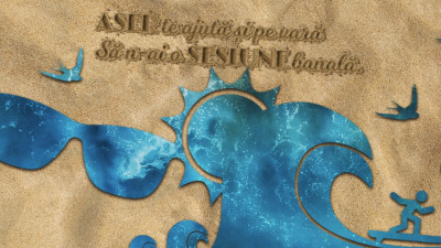 Vara începe în figuri și forme GOLD. O poveste by ASER România