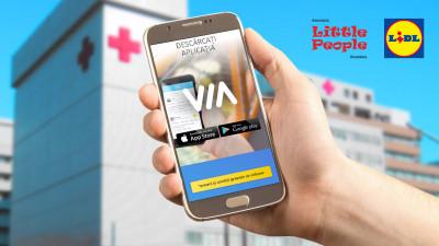 VIA – Împreună. Prima aplicație mobilă pentru tinerii adulți afectați de cancer din România