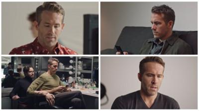 Ryan Reynolds nu face nimic