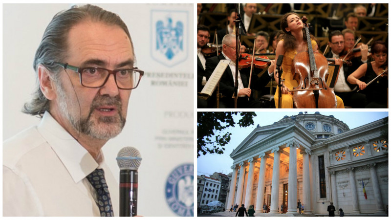 Mihai Constantinescu (Festivalul Enescu): Muzica bună e muzică bună indiferent de gen. Totuși, fără fundamentele clasice nu ne mai formăm auzul și înțelegerea