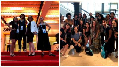 """Dinspre Cannes, experienta See It Be It. Simina Zidaru (MullenLowe): """"Am ramas cu un cerc de incredere format din doamne din toate colturile lumii"""""""