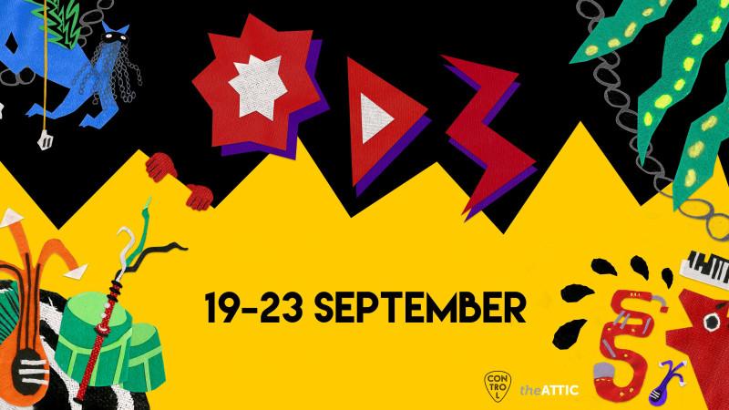 A treia ediție a festivalului Outernational Days, între 19 și 23 septembrie 2018
