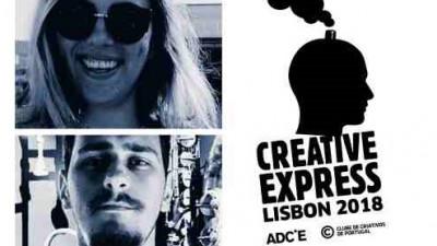 Cristina Cazacu şi George Bucurescu au reprezentat ADC*RO la Creative Express Lisbon 2018