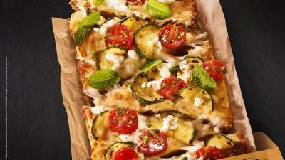 Campania Flatbread – Pizza Hut şi Pizza Hut Delivery adaugă în meniu reţete noi, de vară