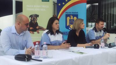 Groupama Asigurări și Poliția Română lansează cea de-a șaptea ediție a campaniei anuale de prevenire a furturilor